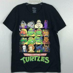 TMNT Teenage Mutant Ninja Turtle TShirt Sz M